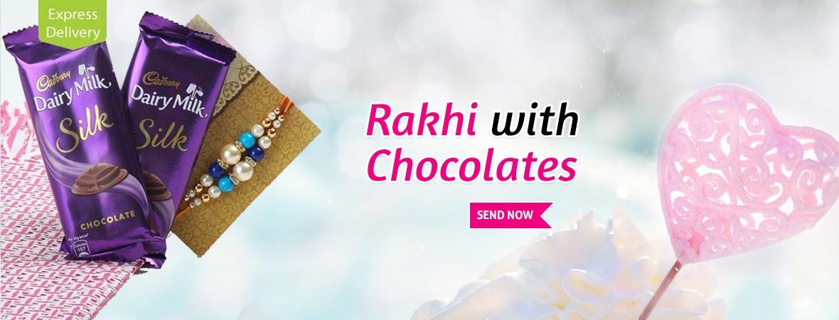 Rakhi Chocolates