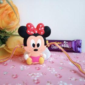 Mini Mice Rakhi For Kids