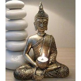 Gorgeous Buddha Idol Candle