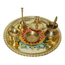 Brass-pooja-thal