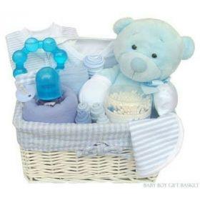 New Born Baby Basket