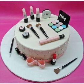 MAC Makeup Cake 1