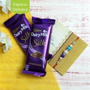 Rakhi Cadbury Combo