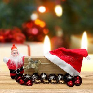 Santa with Chocolates