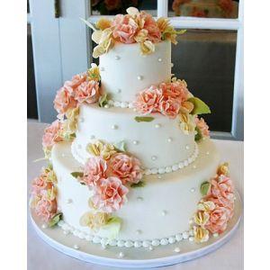 Pearl Wedding Cake 6 kg