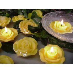 Flower Shaped Floating Candle