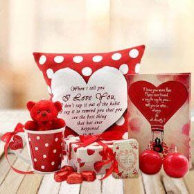 Valentines Special Gift Hamper
