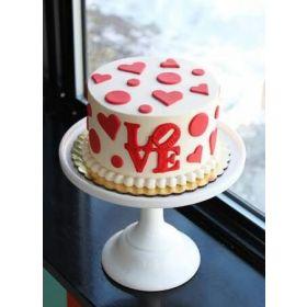 Vanilla Love Cake