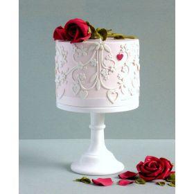 Rose Petals Classy Cake