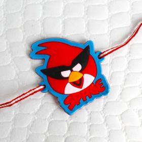 Angry Bird Rakhi For Kids