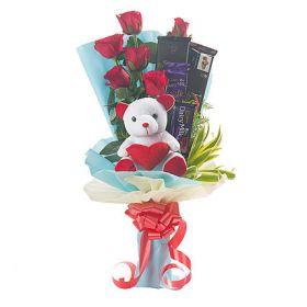Vivacious Bouquet