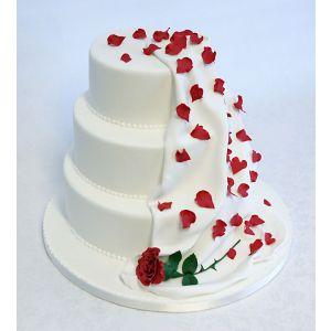 Rose Petals Cake 7kg