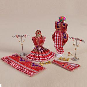 Radha Krishna Dress