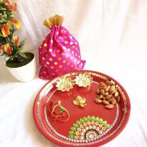 Classic Puja Thali